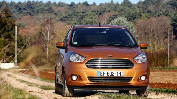 Essai Ford Ka+ 1.2 Ti-VCT 85 ch, + de place pour un prix =