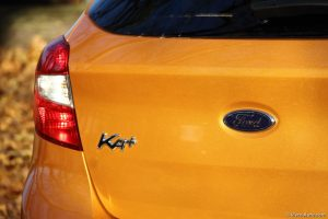 Essai Ford Ka+