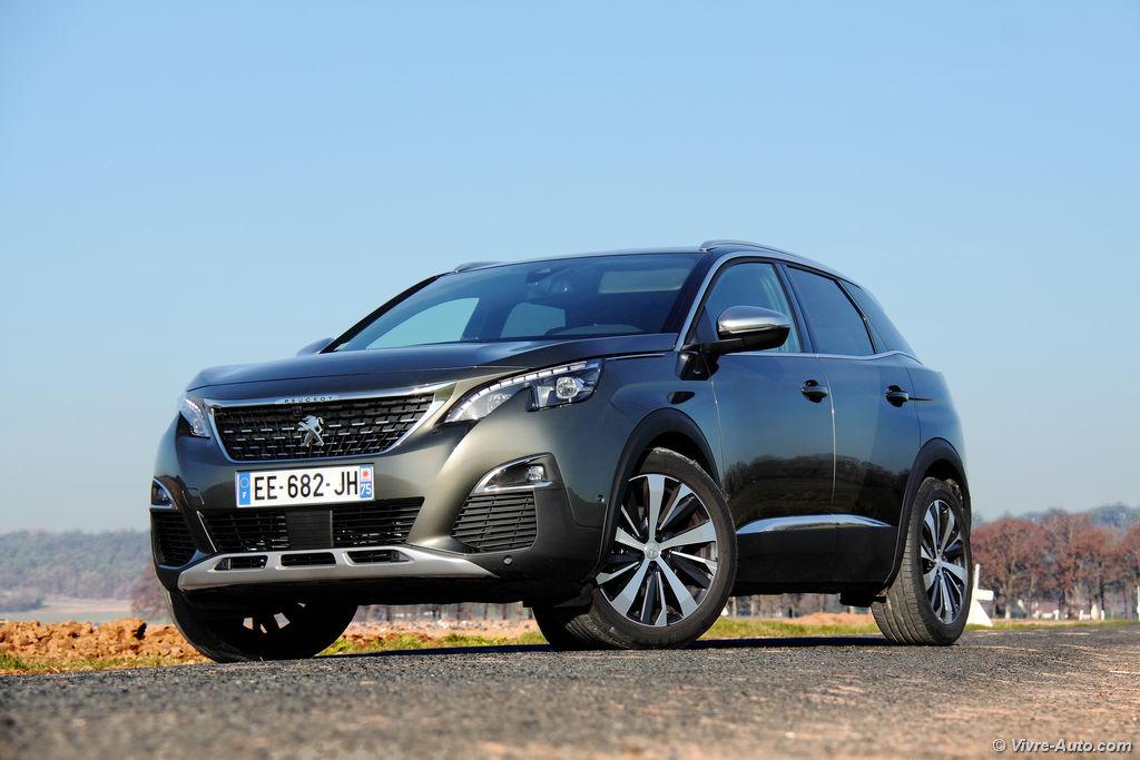 Lire l'article «Essai Peugeot 3008 GT BlueHDi 180, un succès assuré»