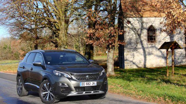 Essai Peugeot 3008 GT BlueHDi 180, un succès assuré