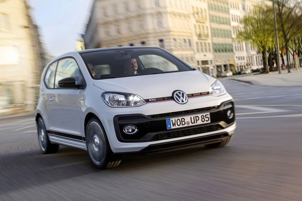 Lire l'article « Nouvelle Volkswagen Up GTi, de l'ADN de Golf 1 ! »