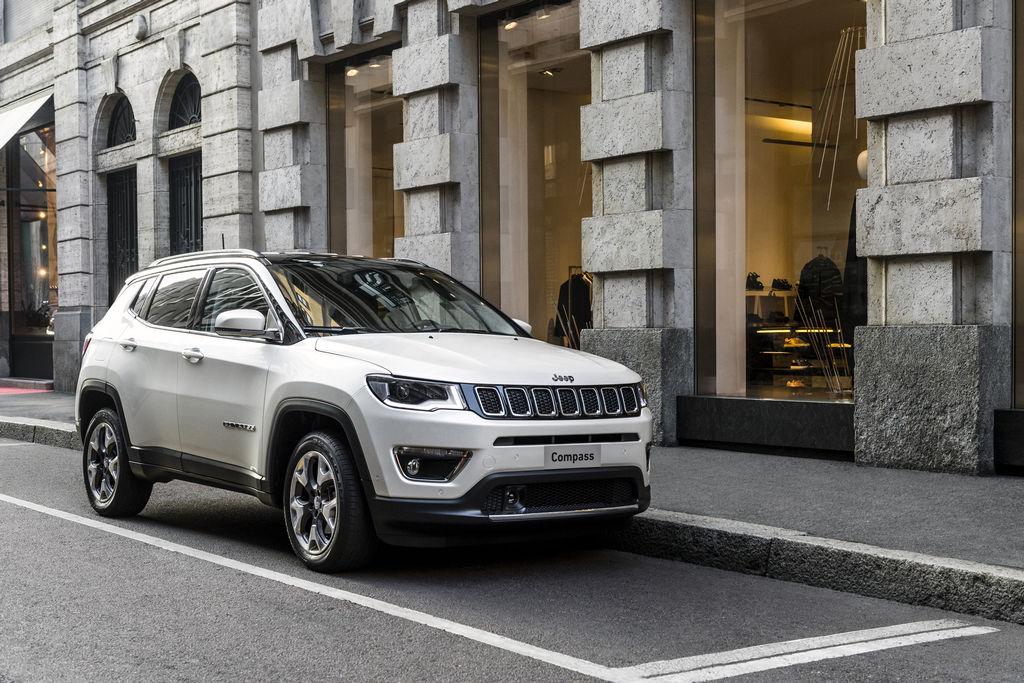 Lire l'article «Nouveau Jeep Compass, lancement en Juillet !»