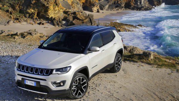 Nouveau Jeep Compass, lancement en Juillet !