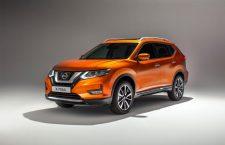 Le Nissan X-Trail 2017 s'offre un nouveau visage