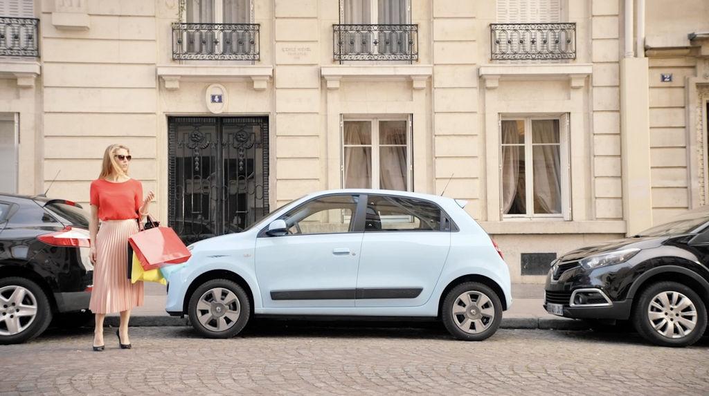 Lire l'article «Renault Twingo Nail Polish, le vernis à ongles polyvalent»