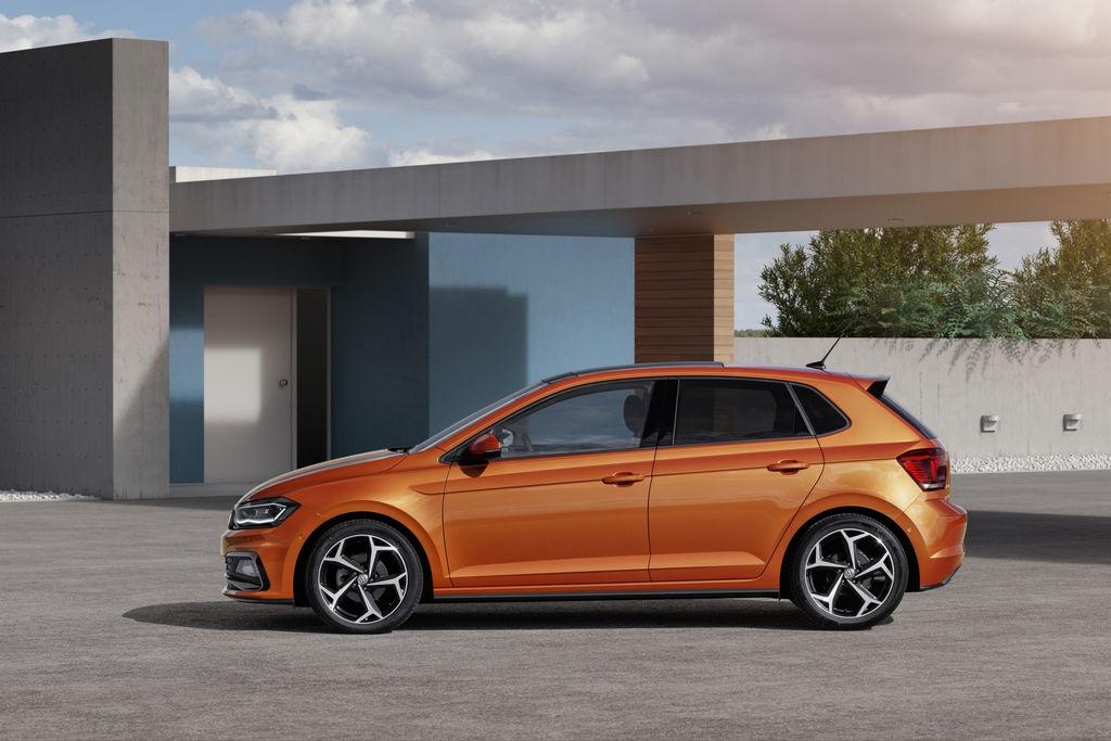 Lire l'article «Nouvelle Volkswagen Polo 2017, une 6ème génération plus grande»
