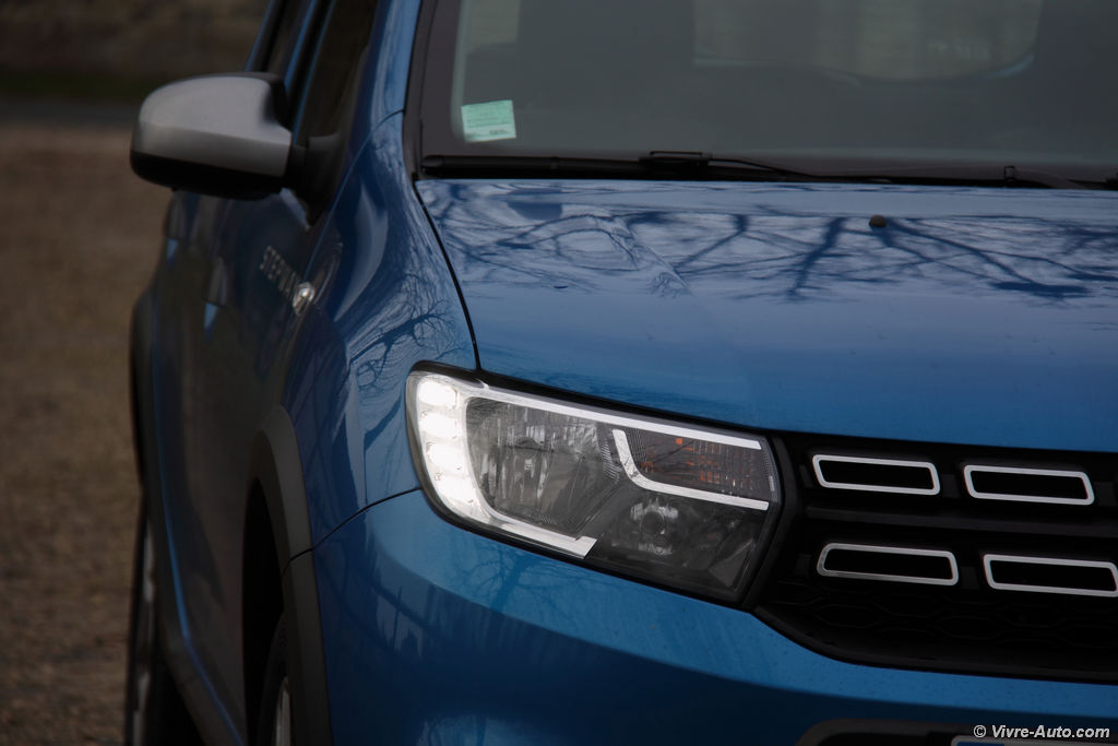Lire l'article «Essai Dacia Sandero 2017 Stepway TCe 90, l'achat malin»