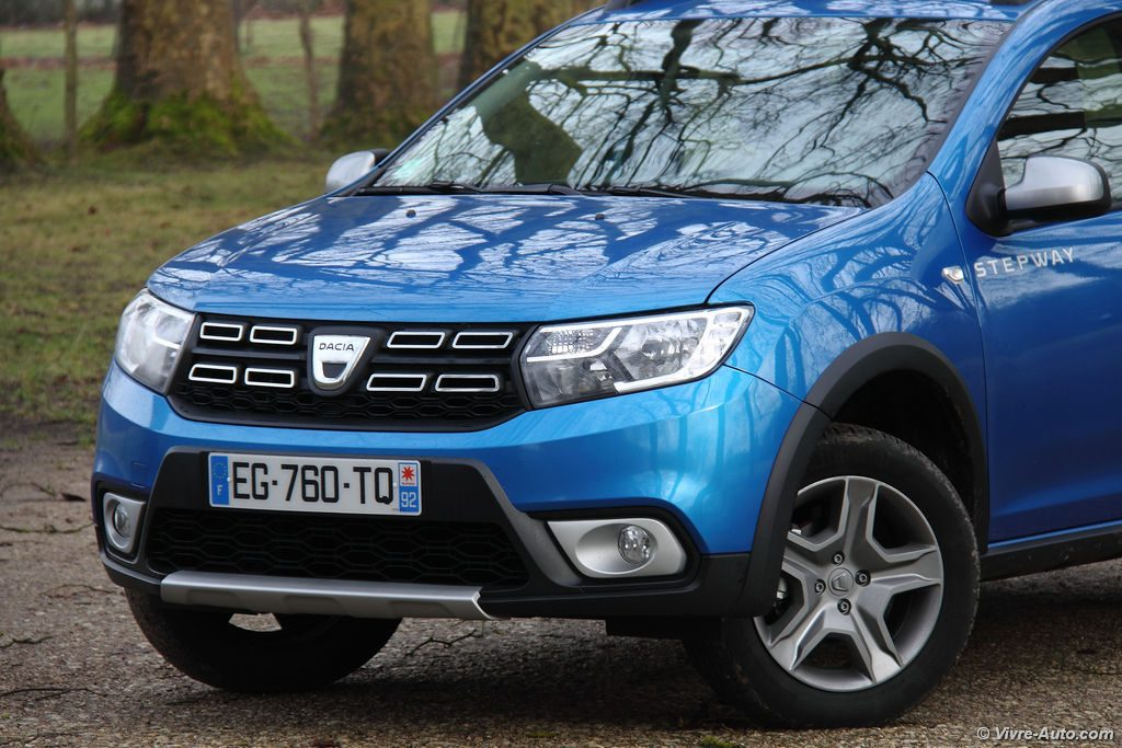 essai dacia sandero 2017 stepway tce 90 l 39 achat malin. Black Bedroom Furniture Sets. Home Design Ideas