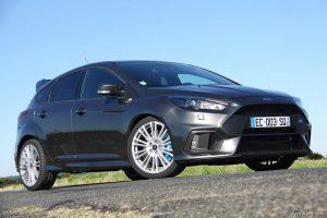 essai Ford Focus RS
