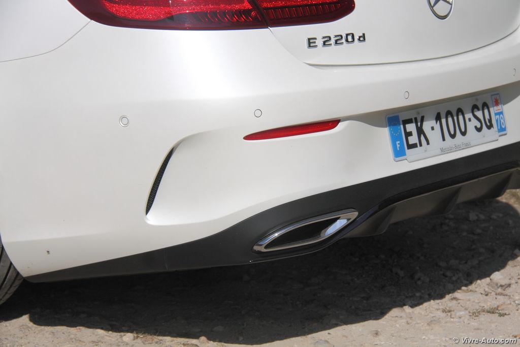 Lire l'article «Essai Mercedes Classe E Coupé 220 d, une vraie identité»