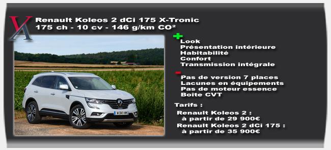 essai Renault Koleos 2017