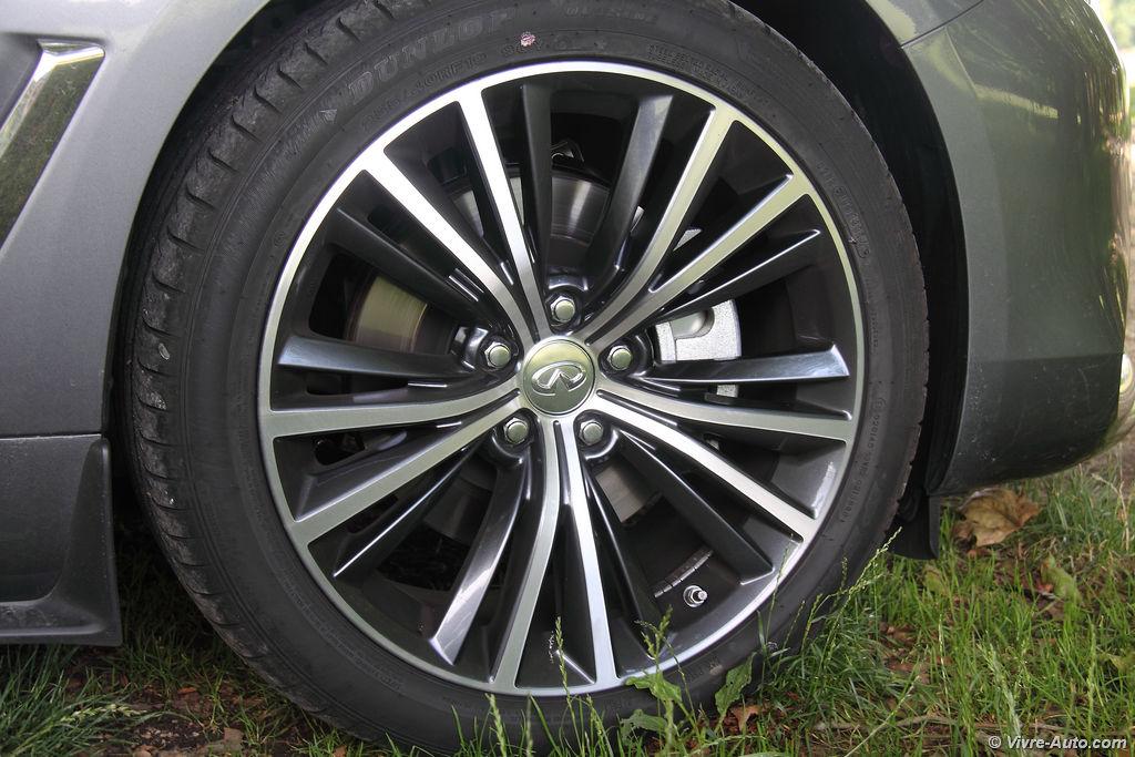Lire l'article «Essai Infiniti Q60 2,0l T 211, un coupé GT pour se démarquer»