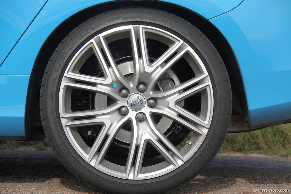 Lire l'article «Essai Volvo S60 Polestar T6 AWD, un modèle exclusif»