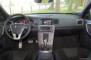 Essai Volvo S60 Polestar
