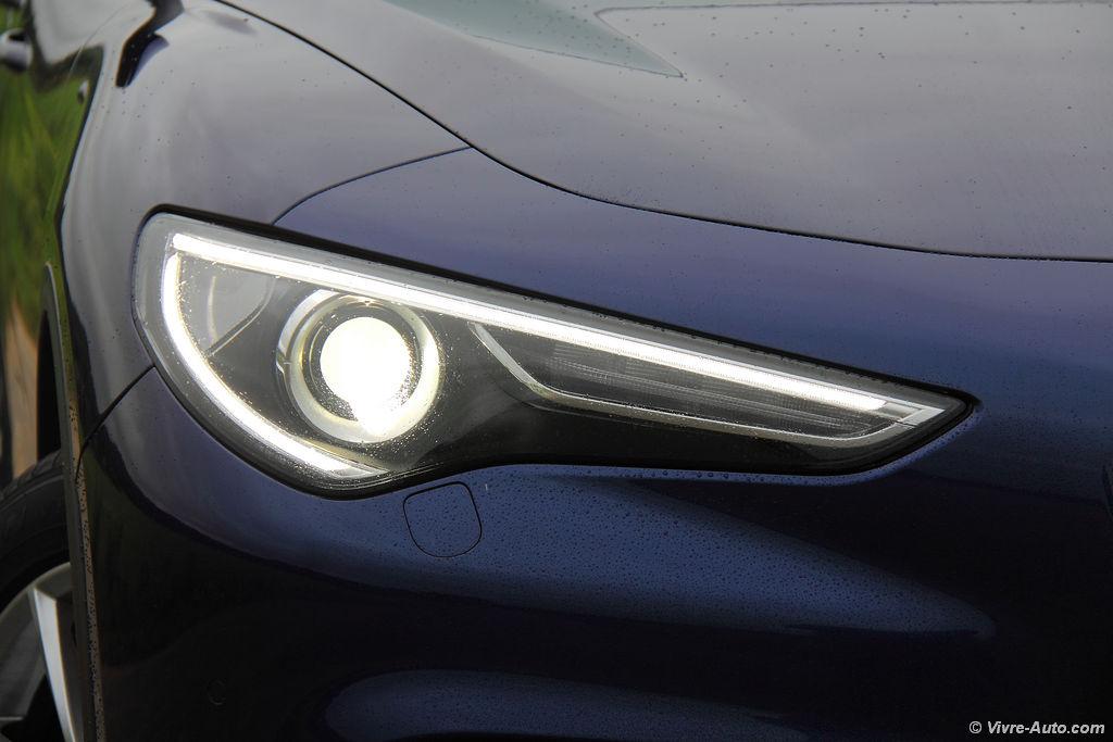 Lire l'article «Essai Alfa Romeo Stelvio 2.0T 280 ch Q4, bien plus qu'un SUV»