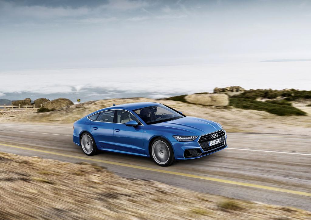 Lire l'article «Nouvelle Audi A7 Sportback 2018, en route pour une 2nd génération»