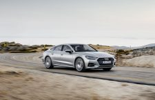 Audi A7 Sportback 2018 Florett Silver