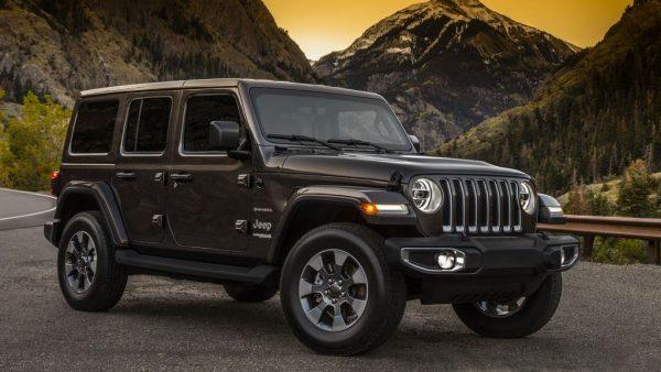 Le nouveau Jeep Wrangler 2018 pointe le bout de son nez