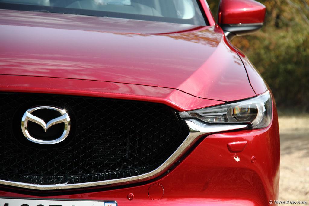 Lire l'article «Essai Mazda CX-5 2017 Skyactiv-D 150 AWD, de l'évolution !»