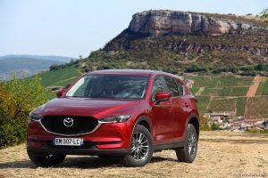essai Mazda CX-5 2017