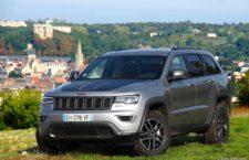 Essai Jeep Grand Cherokee Trailhawk, prêt pour l'aventure !