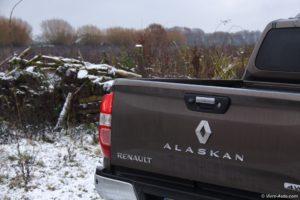 Essai Renault Alskan