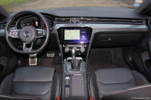 Essai Volkswagen Arteon