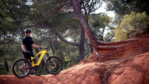 Nouveau VTT Peugeot eM02 FS Powertube