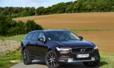 Essai Volvo V90 Cross Country Luxe D5 AWD, le break de luxe tout-chemins