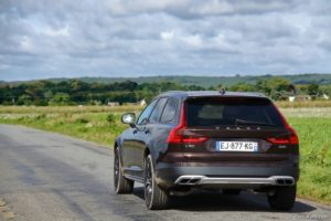essai Volvo S90 Cross Country