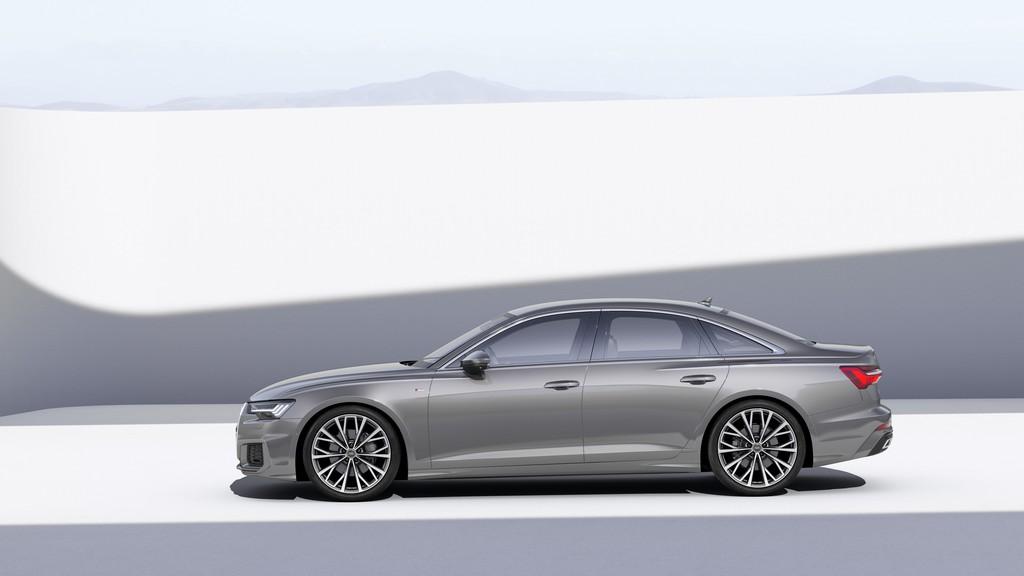 Lire l'article «Nouvelle Audi A6 2018, elle s'inspire de l'A8»