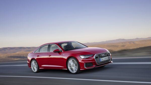 Nouvelle Audi A6 2018, elle s'inspire de l'A8
