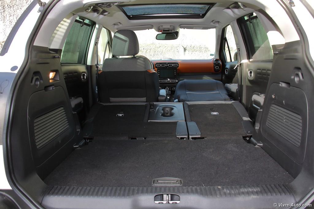 Lire l'article «Essai Citroën C3 Aircross PureTech 110 EAT6, changement de bord»