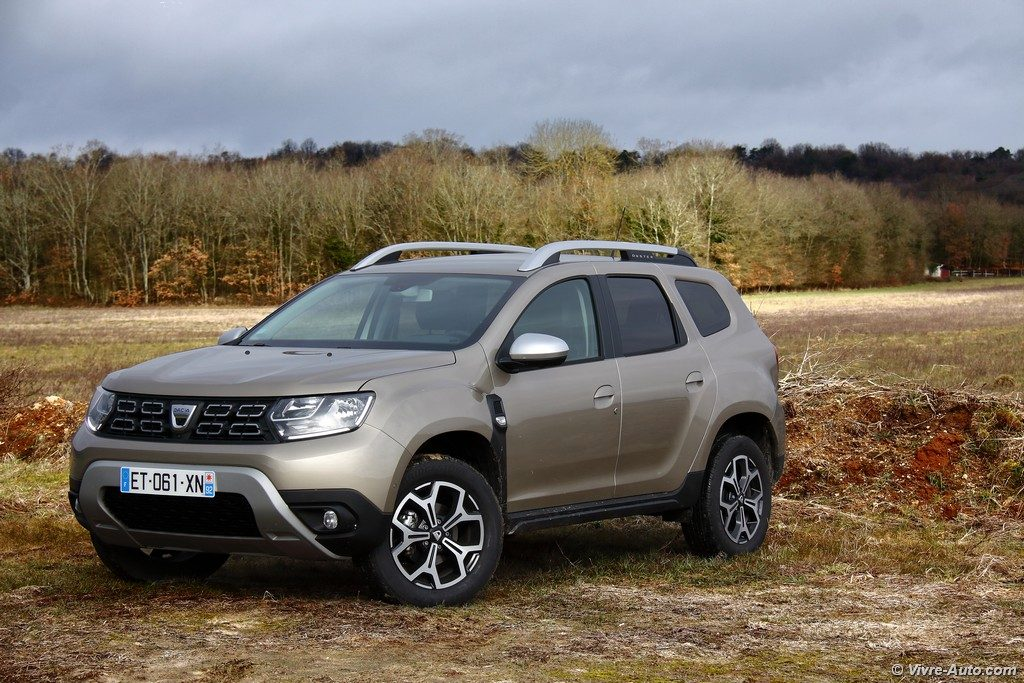 essai dacia duster 2 dci 110 edc prestige go duster. Black Bedroom Furniture Sets. Home Design Ideas