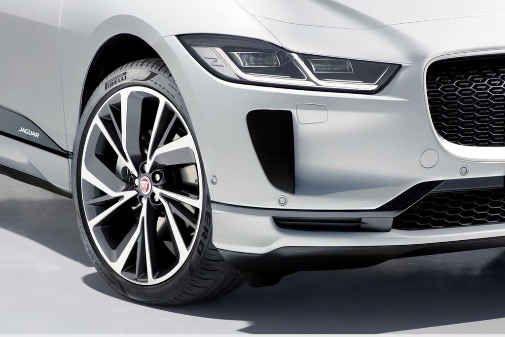 Lire l'article «Nouveau Jaguar I-Pace, un félin écolo !»