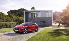 Nouveau Jaguar I-Pace, un félin écolo !