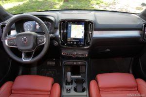 Essai Volvo XC40 D4 AWD