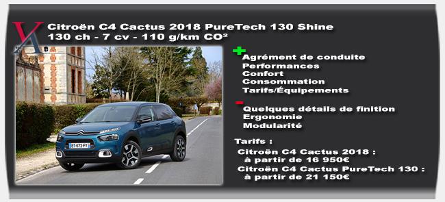 essai Citroen C4 Cactus 2018