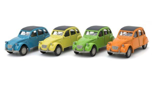 La 2CV et la Méhari sont à l'honneur à la boutique Citroën Lifestyle