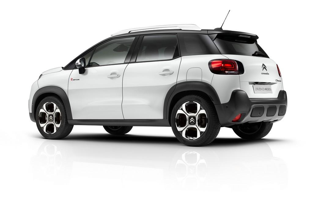 Lire l'article «Série spéciale Citroën C3 Aircross Rip Curl»