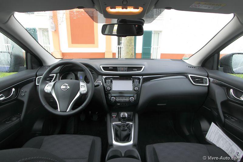 Essai Nissan Qashqai 2 1 5 Dci 110 De Nouveau Leader