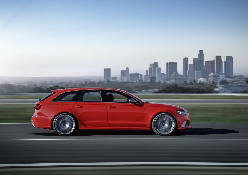 Les Audi Rs6 Avant Et Rs7 Sportback Passent  U00e0 605 Ch