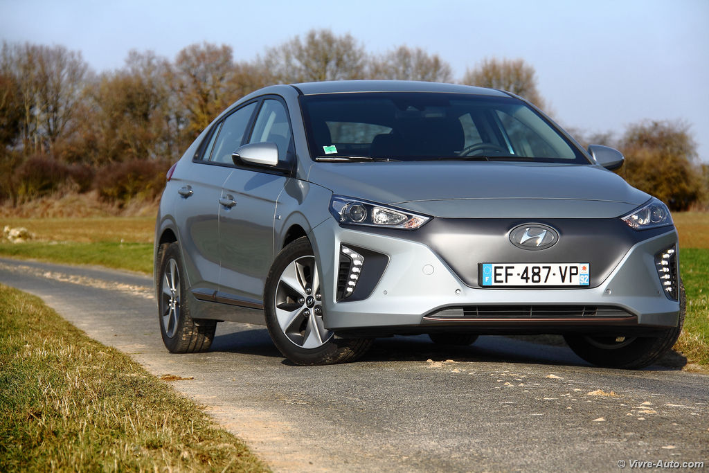 Essai Hyundai Ioniq Hybrid & Ioniq Electric, un marché à conquérir ...